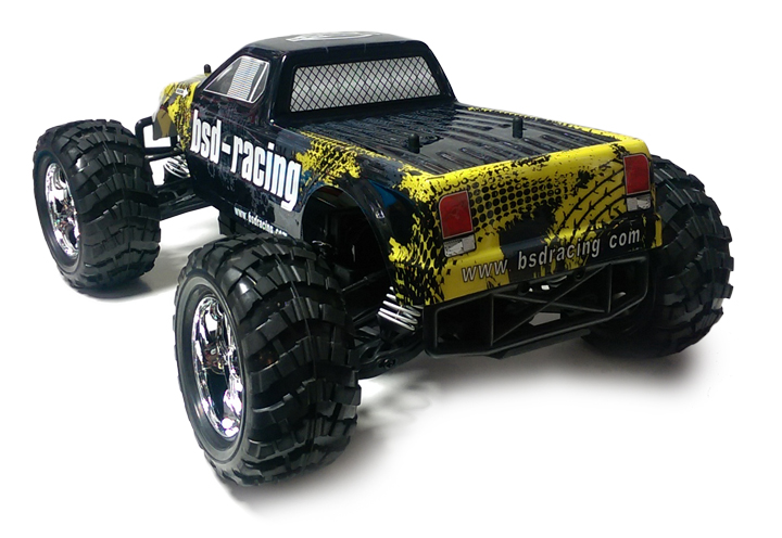 BSD Racing #706T - Viper XST (1:10, 4WD)