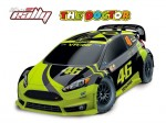 "Traxxas #74064-1 - Rally Ford Fiesta ST (1:10, 4WD, XL-5, LCG) - edycja Valentino Rossi ""The Doctor"""