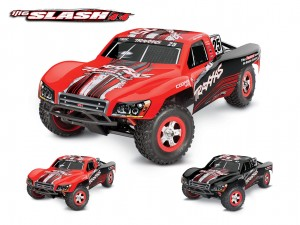Traxxas #70054-1 Slash 4x4 XL-2,5 (1:16, 4WD)