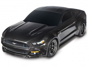 Traxxas #83044-4 - Ford Mustang GT 4-TEC (1:10, 4WD, XL-5, LCG)