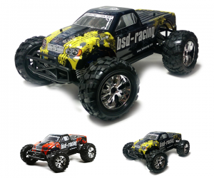 BSD Racing #BS706T - Viper XST (1:10, szczotkowy, 4WD)