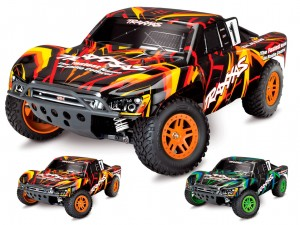 Traxxas #68054-1 - Slash 4x4 (1:10, 4WD, XL-5)