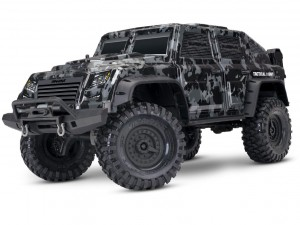 Traxxas #82066-4 - TRX-4 Tactical Unit (1:10, 4WD, XL-5 HV)