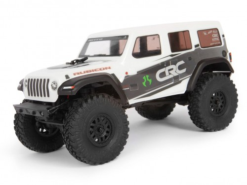 Axial #AXI00002T1 - SCX24 2019 Jeep Wrangler JLU CRC (1:24, 4WD, RTR)