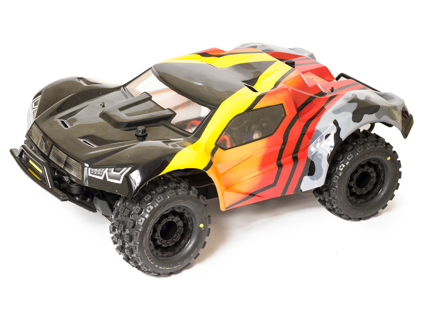 Traxxas Slash 4x4 Pro-Line Monster Fusion