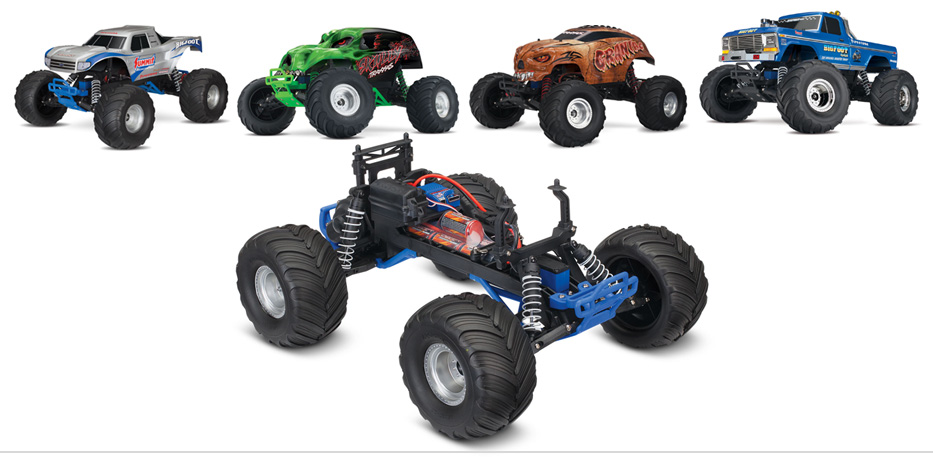Traxxas Monster Truck